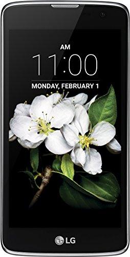 LG K7 Smartphone (12,7 cm (5 Zoll) Touch-Display, 8 GB interner Speicher, Android 5.1) schwarz