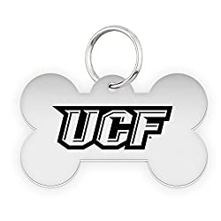 BRGiftShop Personalize Your Own Baseball Team Tampa Bay Bone Shaped Metal Pet ID Tag with Contact Information