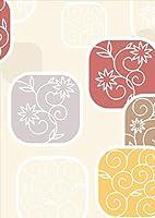 igsticker ポスター ウォールステッカー シール式ステッカー 飾り 841×1189㎜ A0 写真 フォト 壁 インテリア おしゃれ 剥がせる wall sticker poster 004300 その他 花 模様 フラワー
