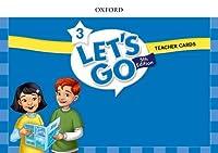 Let's Go: Level 3: Teacher Cards