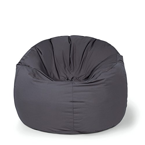 OUTBAG 'Donut' Outdoor-Sessel, Sitzsack, plus, anthrazit