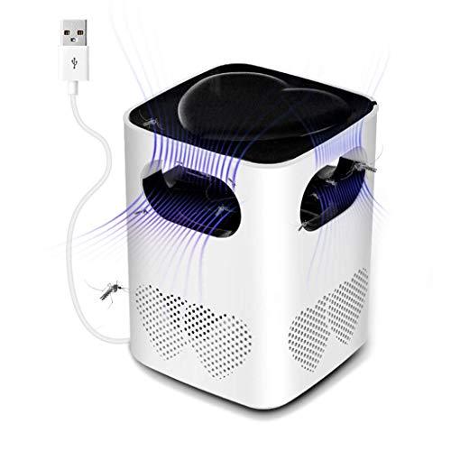 Dalovy Electric Mosquito Lampe Mosquito Killer Lamp - Bionic Physical Lightwave Moskito-Fallenabwehrmittel , Smart Silent Ungiftig Geschmacklos , Schlafzimmer Küche Esszimmer Fliegenfänger
