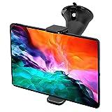 Soporte Tablet Coche salpicadero Parabrisas Compatible con iPad Todos los Modelos rotacion 360º Fuerte Ventosa