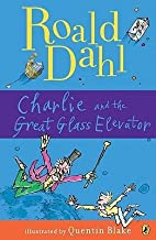 [ Charlie and the Great Glass Elevator (Turtleback School & Library) Dahl, Roald ( Author ) ] { Hardcover } 2007
