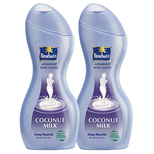 Parachute Advansed Body Lotion Deep Nourish, 250 ml (Pack of 2)