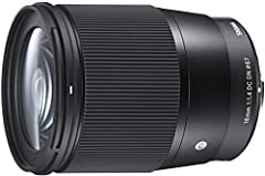 Compatible with Sony E mount cameras Perfect for nature & event photography Large f/1.4 aperture for superb lowlight performance Compact size makes it very portable Fully accommodates Fast Hybrid AF