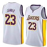 Si eres un fiel fanático de Los Angeles Lakers y LeBron James, no debes perderte esta camiseta.
