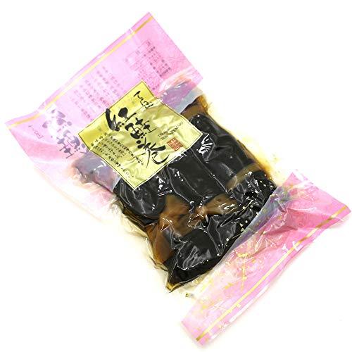 昆布巻き 鮭 昆布巻 さけ 函館 紅サケの昆布巻き 3本入り (220g前後) おせち料理の一品 佃煮昆布 コンブ巻 北海道 こんぶ巻