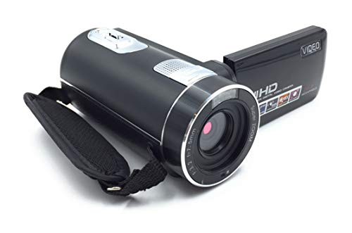 Videocamera Videocamere Full HD 18X Digital Zoom Night Vision Videocamere with LCD and 270 Degree Rotation Screen with Remote Control
