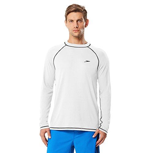Speedo Men's Uv Swim Shirt
