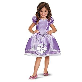 Disney Junior Sofia the First Classic Girls  Costume