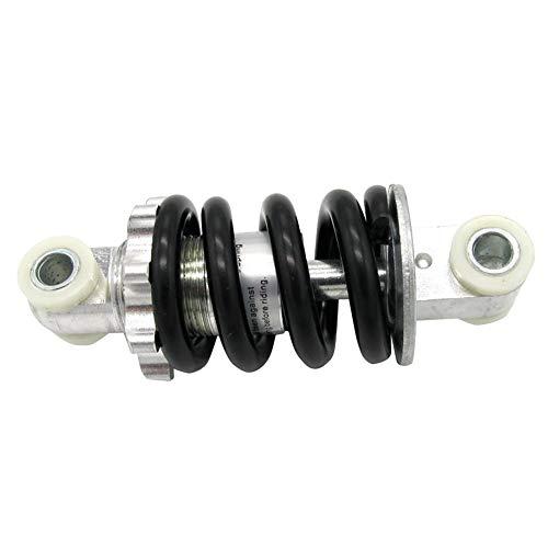 Feder-Stoßdämpfer, 100 mm, 750 lB/in, Aluminium + Eisen, Motorrad-Stoßfeder, Fahrrad-Modify Hinterradaufhängung