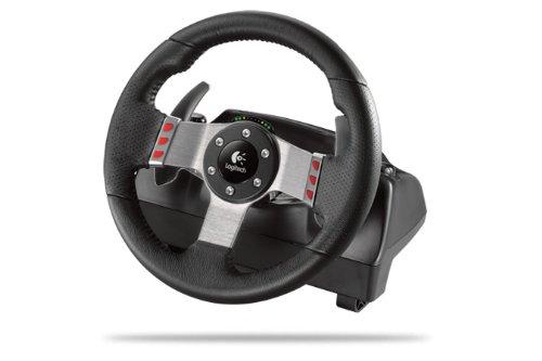 Logitech Logitech volant G27 Racing set de pédales & changment de vitesse