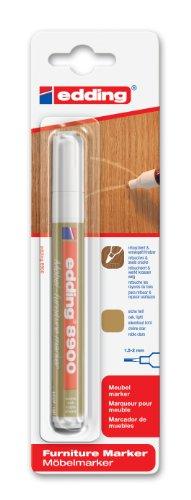 edding e-8900-1-4616 - Marcador para retocar muebles color H