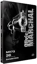 Olivier Marchal - Trilogie policière : MR 73 + 36 Quai des Orfèvres + Gangsters Pack Collector boîtier SteelBook