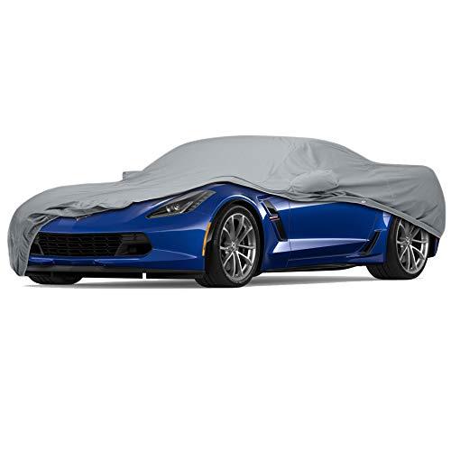 4 Layer Full Coverage Custom Fit Car Cover for Chevrolet Chevy Corvette C5