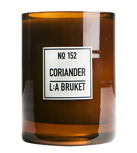 L:a Bruket No.152 Candle ,Coriander,  1er Pack (1 x 260 g)