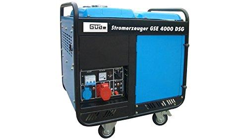 GÜDE Stromerzeuger GSE 4000 DSG