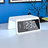 Best Light Alarm Clocks - Digital Alarm Clock with Wireless Phone Charger Review