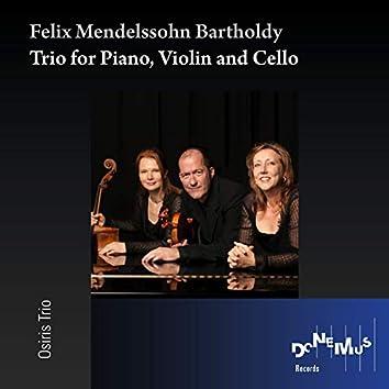Trio for Piano, Violin and Cello