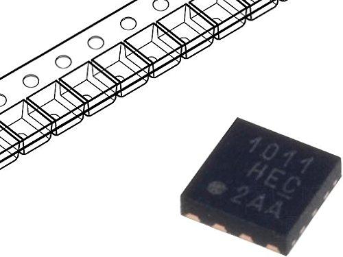 2x AT42QT1011-MAH Driver touchkey controller Channels1 uDFN8 ATMEL