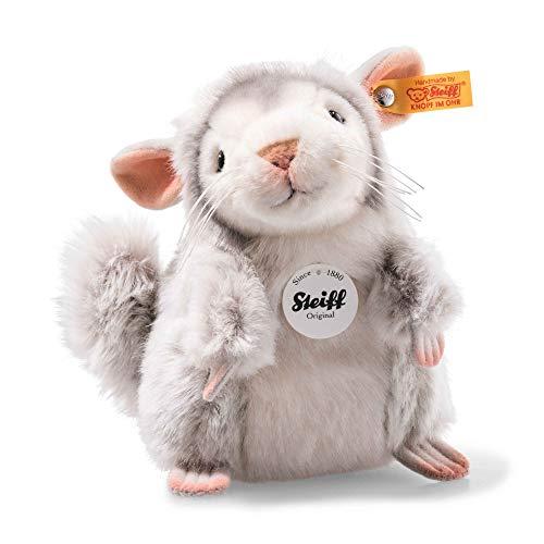 Steiff Chinchilla 70143 Gris/Blanc