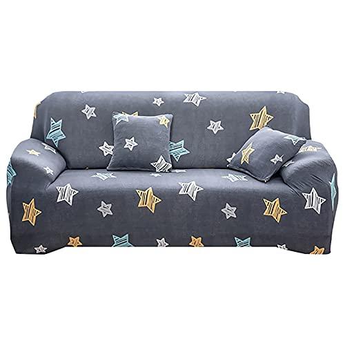 Funda de sofá elástica Moderna para el hogar, combinación de Esquina, Funda de sofá para Sala de Estar, Funda Protectora para Silla, A10, 3 plazas