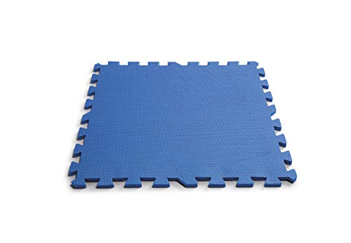 Intex Interlocking Padded Floor Protector - Bodenschutz für Pools - 8 Stück - 1.9 m²