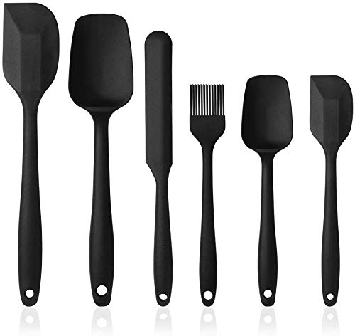 Silicone Spatula Set of 6 for Co...