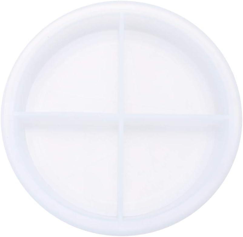 DIY Arts Omaha Mall Pentagram Cheap mail order shopping Plate Crystal Box Resin Dish Tools Making Mol