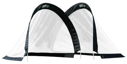 Mitre Foldable Goal Medium Accessories - Black, 121 x 81 x 81 cm