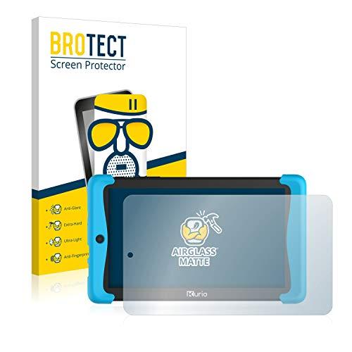 BROTECT Entspiegelungs-Panzerglasfolie kompatibel mit Kurio Tab 2 Motion 7 - Anti-Reflex Panzerglas Schutz-Folie Matt