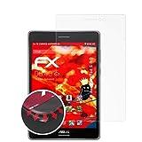 atFolix Schutzfolie kompatibel mit Asus ZenPad S 8.0 Folie, entspiegelnde & Flexible FX Bildschirmschutzfolie (2X)