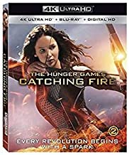 The Hunger Games: Catching Fire [4K UHD + Blu-ray]