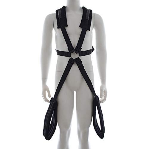 WRFD Swing con correa, columpio de doble hombro, Bondǎge alternativa para...