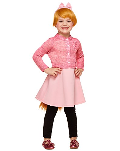 Spirit Halloween Toddler Brittany Alvin And The Chipmunks Costume Officially Licensed Buy Online In Malta Spirit Halloween Products In Malta See Prices Reviews And Free Delivery Over 60 00 Desertcart
