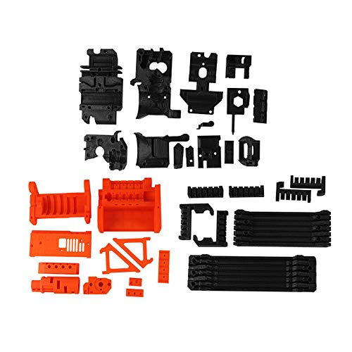 Printer Accessories Multi Material 2S Upgraded PLA Printing Parts Set For Prusa i3 MK2.5S MK3S MMU2S 3D Printer
