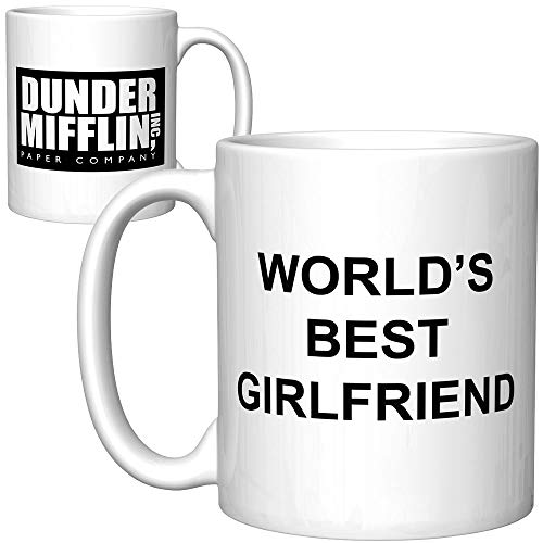 Kaffeebecher mit Aufschrift