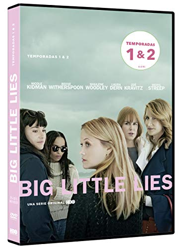 Big Little Lies Temporada 1 Y 2 [DVD]