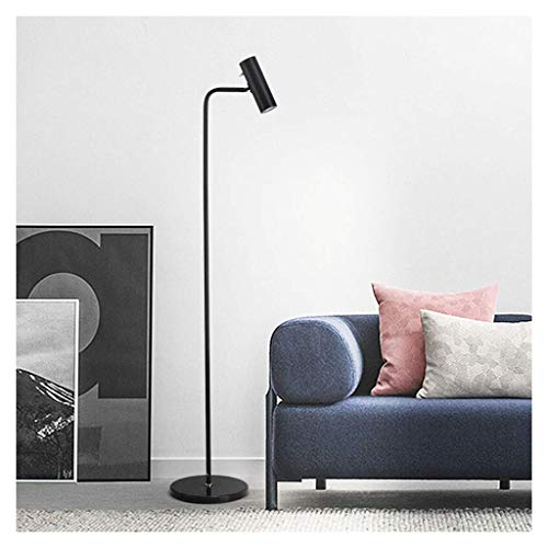 -Luces de piso Lámpara de pie Lámpara de lectura LED Moderna minimalista Sala de estar Sofá Protección ocular Lámpara de mesa vertical Dormitorio Lámpara de noche Lámpara de piano Luz de lectura LED