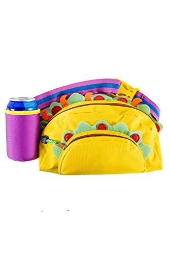 Taco Fanny Pack Summer Waist Pack Bum Bag