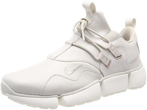 Nike Pocketknife DM LTR, Zapatillas de Gimnasia Hombre, Hueso (Light Bone/Sail/Sail 002), 48.5 EU