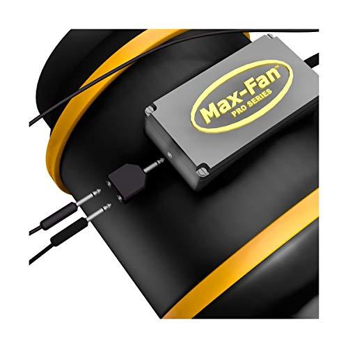 Can-Filter 4psec2001301 Extracteur Max-Fan Pro EC, Blanc, 35 x 30 x 27 cm