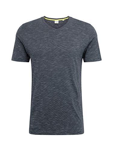Jack & Jones heren Jcostrong Tee Ss V-hals T-shirt