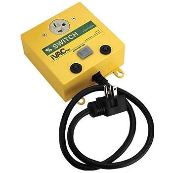 iVac Pro Switch 115 Volt - 20 Amp #S11520NA