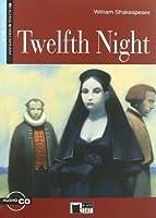 Twelfth Night+cd (Reading & Training)
