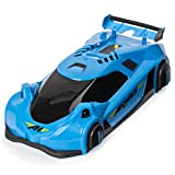 Air Hogs 6054529 Zero Gravity Laser Racer Bleu