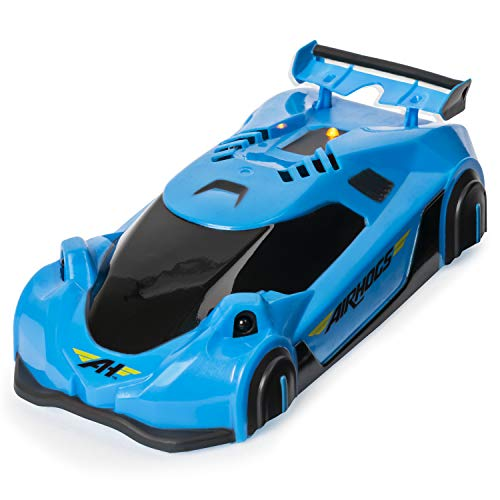 Air Hogs 6054529, Laser-Guided Real Wall-Climbing Race Car, Blue Zero Gravity Lasergeführtes echtes Wandkletter-Rennauto, blau
