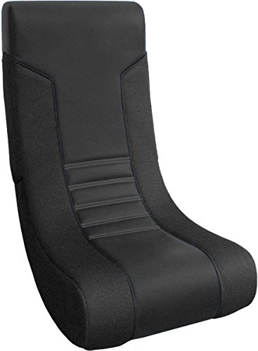 Imperial Ergonomic Video Rocker Gaming Chair, Black