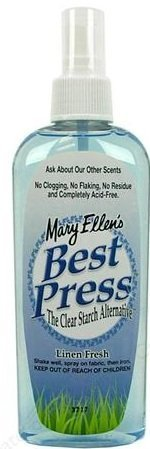 Mary Ellen's Best Press Ironing Spray 6oz - Full Range of Scents Available!...